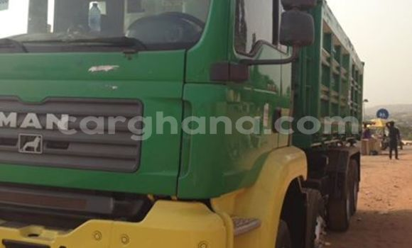 Buy Used Man TGA 32 350 Green Truck in Accra in Greater Accra