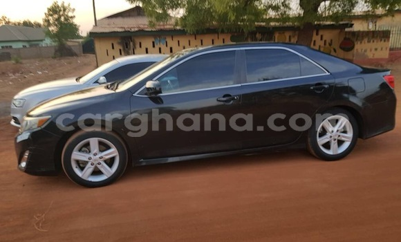 Buy Used Toyota Camry Black Car in Tamale in Northern
