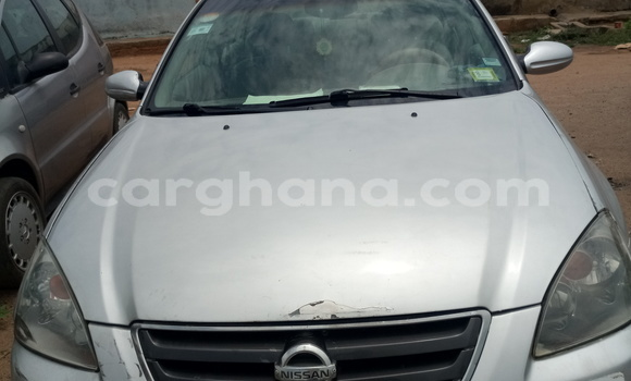 Buy Used Nissan Altima Silver Car in Effiduase in Ashanti