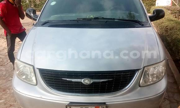 Buy Used Chrysler Voyager Silver Car in Tema in Greater Accra