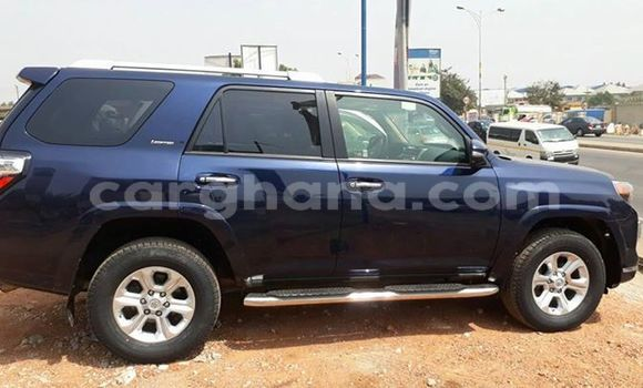 Buy Used Toyota 4Runner Blue Car in Accra in Greater Accra