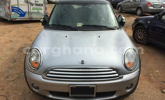 Sayi Na hannu Mini Cooper Azurfa Mota in Accra a Greater Accra