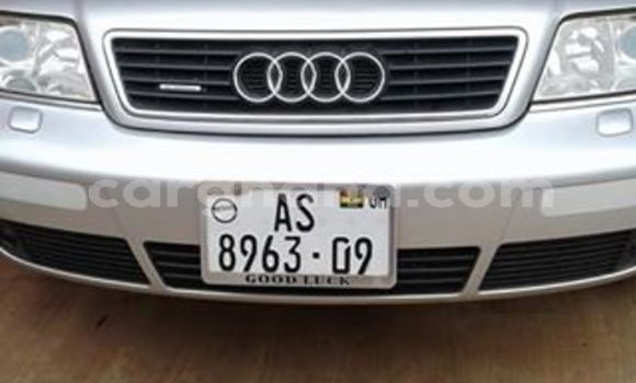 Buy Used Audi A6 Silver Car in Kumasi in Ashanti