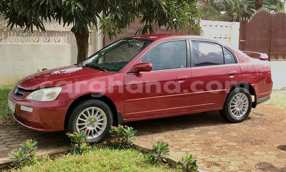 Buy Used Honda Civic Red Car in Accra in Greater Accra