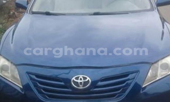 Buy Used Toyota Camry Blue Car in Accra in Greater Accra