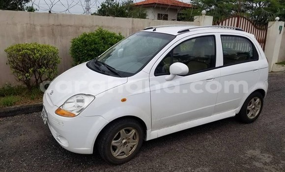 Buy Used Daewoo Matiz White Car in Tema in Greater Accra