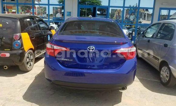 Sayi Na hannu Toyota Corolla Blue Mota in Tema a Greater Accra