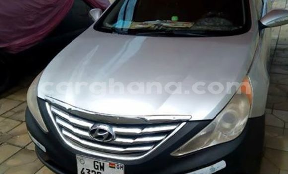 Buy Used Hyundai Sonata Silver Car in Accra in Greater Accra