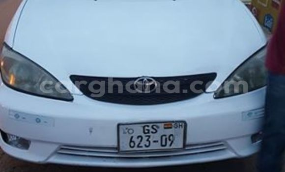 Buy Used Toyota Camry White Car in Tema in Greater Accra