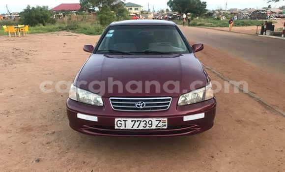 Buy Used Toyota Camry Red Car in Tema in Greater Accra
