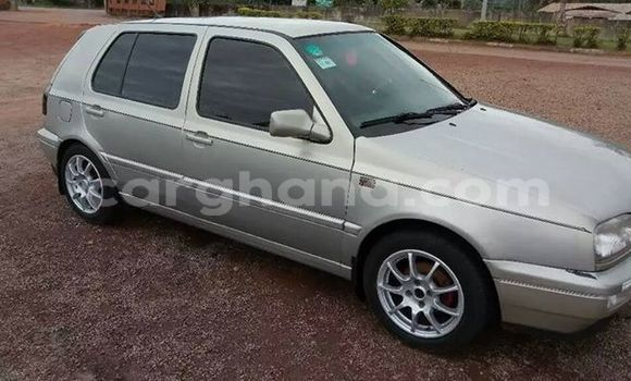 Buy Used Volkswagen Golf Silver Car in Tema in Greater Accra