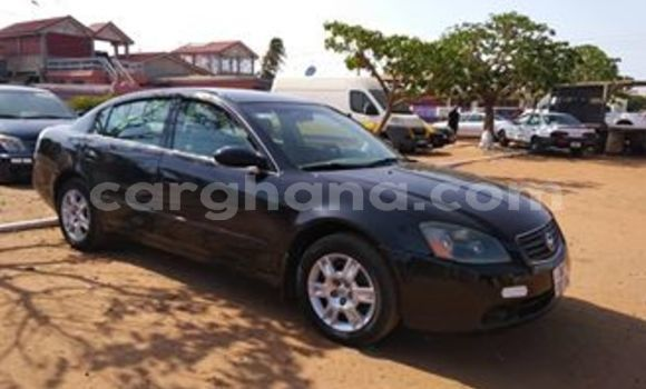 Buy Used Nissan Altima Black Car in Accra in Greater Accra