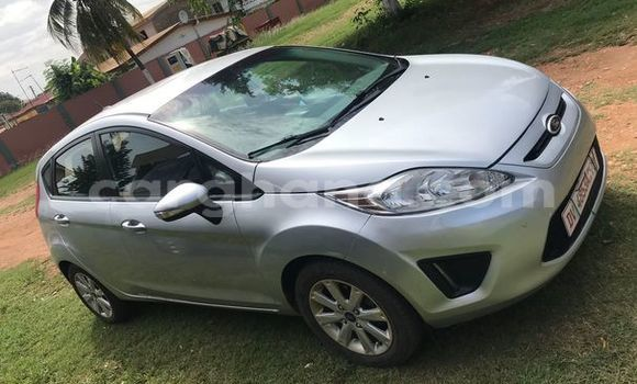 Buy Used Ford Fiesta Silver Car in Accra in Greater Accra