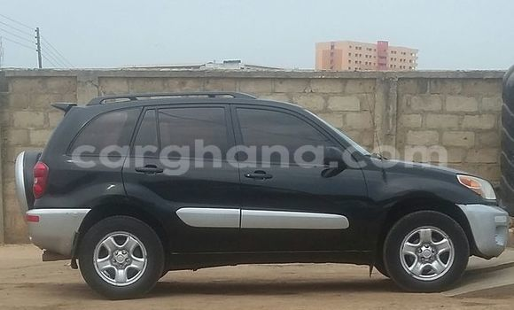 Buy Used Toyota RAV4 Black Car in Accra in Greater Accra