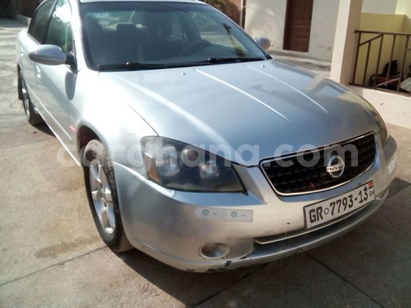 Buy Used Nissan Altima Silver Car In Accra In Greater Accra Carghana