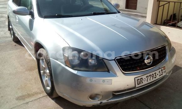 Buy Used Nissan Altima Silver Car in Accra in Greater Accra