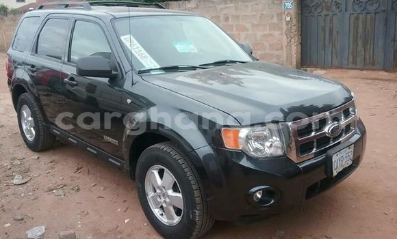 Buy Used Ford Escape Green Car in Accra in Greater Accra