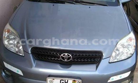 Buy Used Toyota Matrix Blue Car in Kumasi in Ashanti