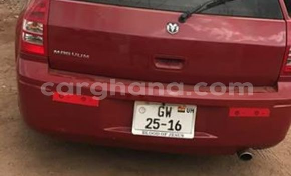Buy Used Dodge Charger Red Car in Accra in Greater Accra