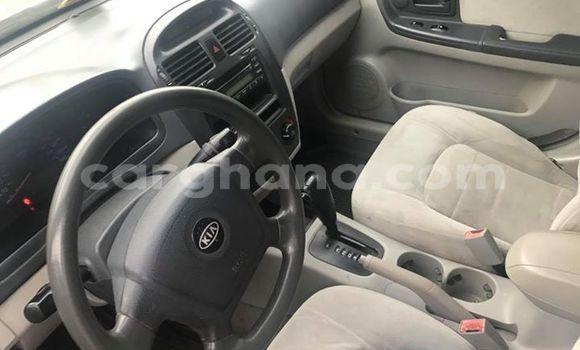 Buy Used Kia Spectra Silver Car in Tema in Greater Accra