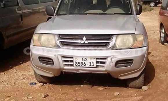 Buy Used Mitsubishi Montero Silver Car in Accra in Greater Accra