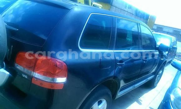 Buy Used Volkswagen Touareg Black Car in Accra in Greater Accra
