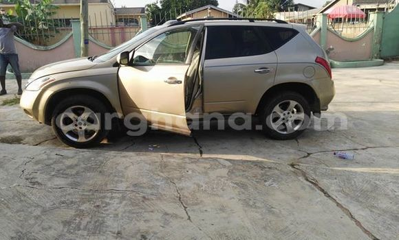 Buy Used Nissan Murano Brown Car in Accra in Greater Accra