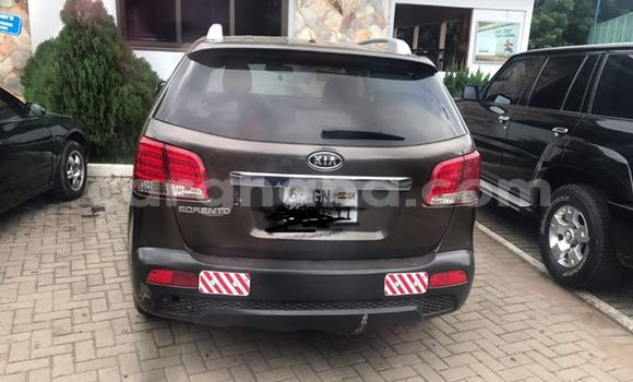 Buy Used Kia Sorento Brown Car in Accra in Greater Accra