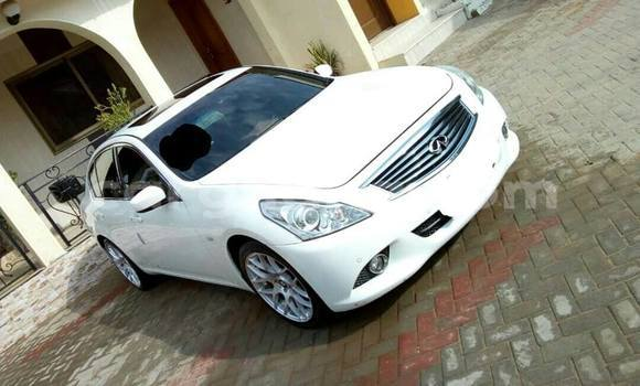 Buy Used Infiniti FX-Series White Car in Accra in Greater Accra