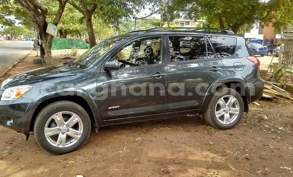 Buy Used Toyota RAV4 Green Car in Accra in Greater Accra