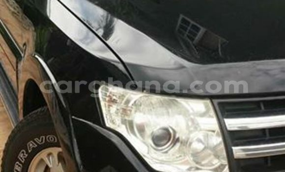 Buy Used Mitsubishi Pajero Black Car in Accra in Greater Accra