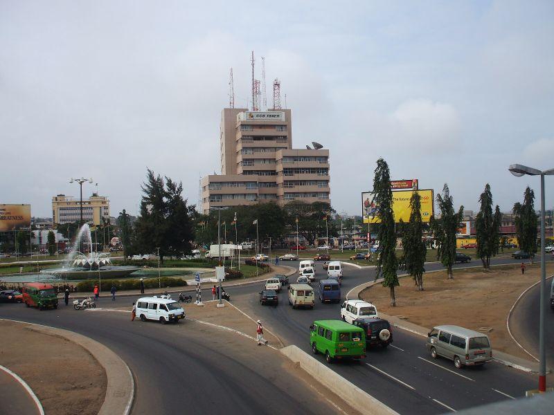 Kwame nkrumah circle accra ghana 3